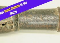 Oldest hand cannon in the world