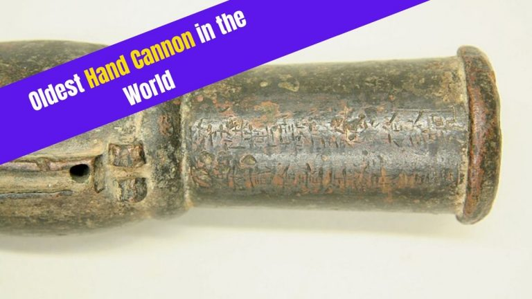 oldest hand cannon