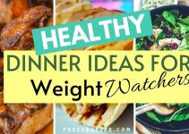 Healthy Dinner Ideas for Weight Watchers (5 Unique Ideas)