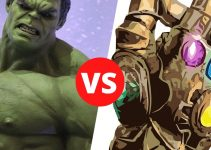 Thanos VS Hulk – Can Thanos beat Hulk?