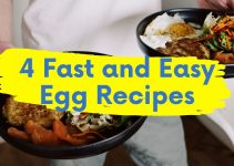 4 Quick and Easy Egg Recipes that will please your taste buds