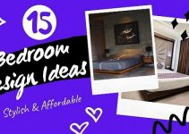15 Awesome Bedroom Design Ideas for Small & Medium House