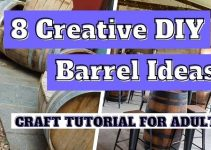 8 Amazingly clever and creative DIY Barrel Ideas