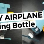 Easy Diy Airplane - origami craft idea
