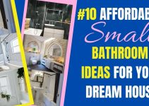 10 Small Bathroom Ideas for your Dream House