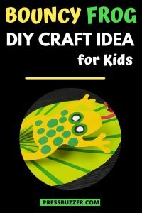 Bouncy Frog - Pin this to Pinterest